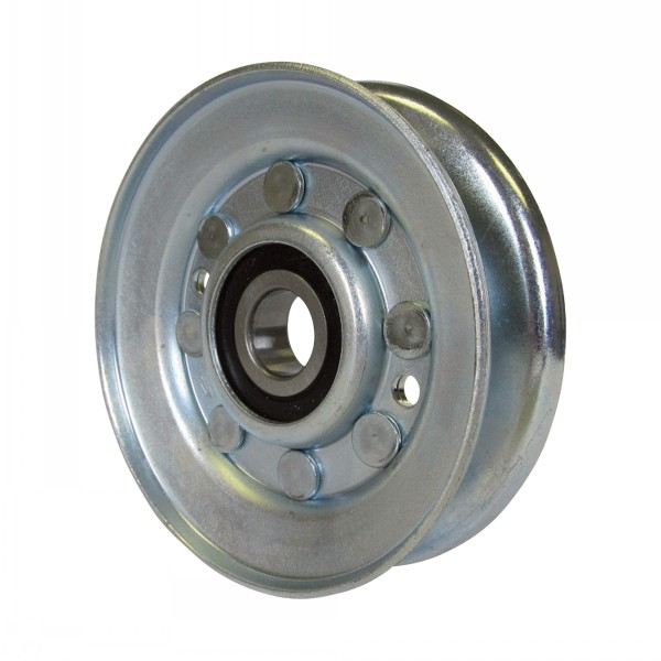 factory price custom made steel pulley wheels with TS16949