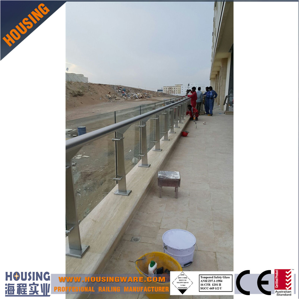 stainless steel railing_fancy terrace railing designs_models railings for balconies
