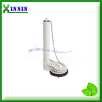 upc toilet flush valve flapper for one piece toilet