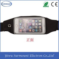 Sport Armband Mobile Phone PVC Armband for Smartphone