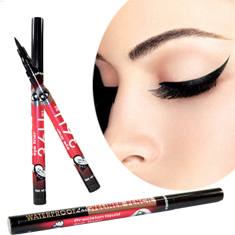 Hot selling 2017 Smooth Waterproof Eyeliner