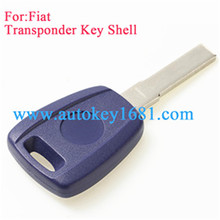 Transponder Car Key Shell For Fiat remote Key Case Blank Cover