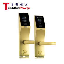 European Standard Mortise Smart Door Lock Biometric Facial Lock