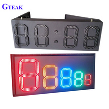 customized size gas station led price sign board