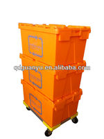 Plastic tubs with lid