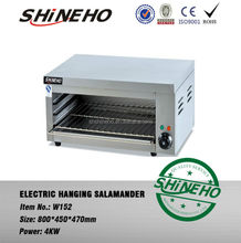 W152 Desktop Electric Oven/grill chicken electric oven/commercial hanging salamander