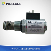 Eaton Vickers Concrete Pump Parts SANY Truck Mounted Concrete Boom Pump Rotating Electromagnetic Valve
