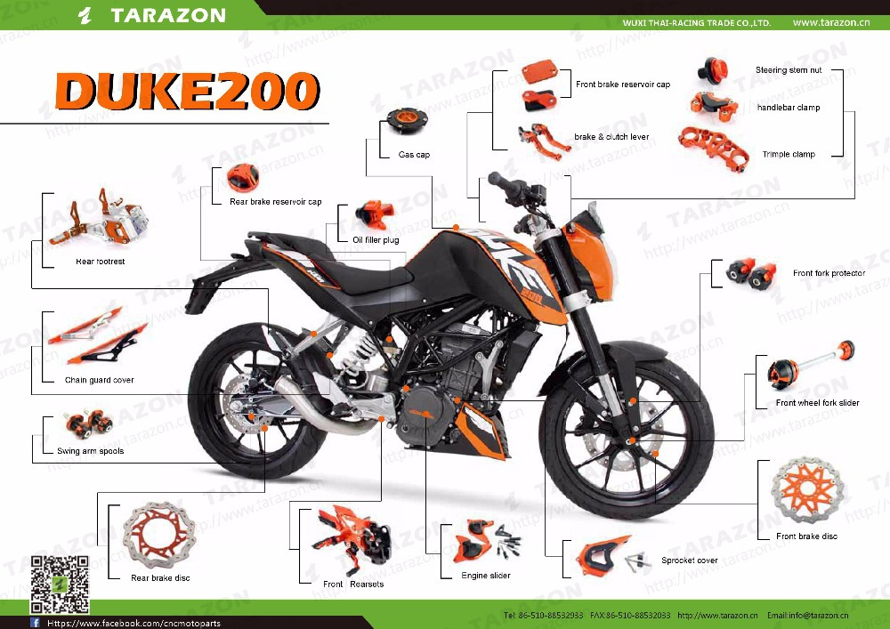 Wholesale Aftermarket Parts For Ktm 50 85 125 150 Sx 250