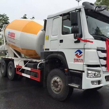 wholesale price AUMAN 6*4 concrete mixer truck