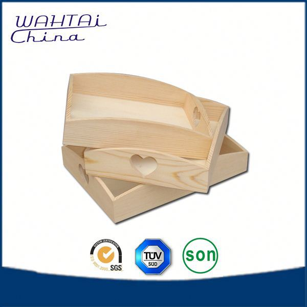 Wood Handle Tray Made In China