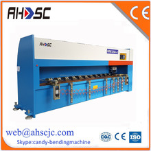 Chinese leverancier v notch snijmachine met CE