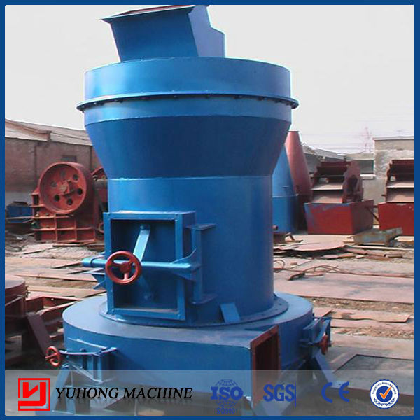 Mineral Raymond Mill Manufacturer Henan Yuhong Hot Sale Raymond Roller Mill for Limestone Calcite Barite Dolomite