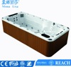 Family use outdoor best quality stainless steel swimming pool M-3370
