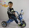 2017 new luxury simple children tricycle kids metal tricycle popular ride on car