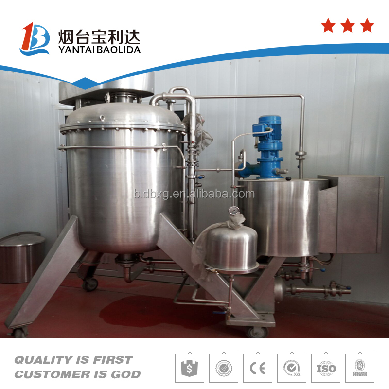 SS304 or SUS316 stainless steel wine fermentation tank for small business