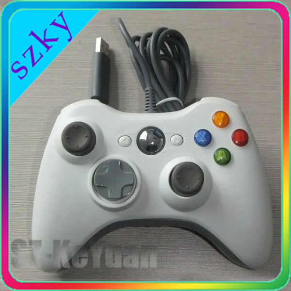 2014 Most Popular Video Game Wired Controller for XBOX 360