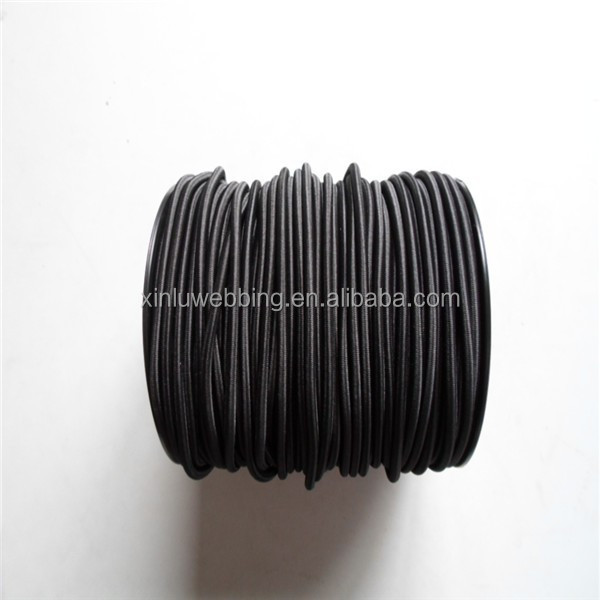 8mm Bungee cords PP elastic rubber rope
