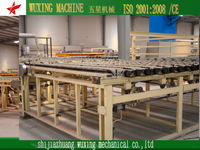 Turnkey project with steel structure Gypsum/plaster board making machine/production line