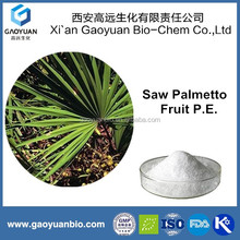 High Quality Saw Palmetto Berry Extract 25% Fatty Acid