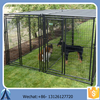 Black portable Dog kennels