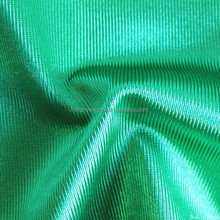 Summer football T-shirt fabric------100% polyester shiny silk dazzle