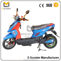 hot sale 60V 800W strong power electric scooter with pedal made in China
