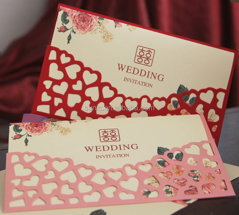 Argus Laser high speed wedding card making machine for invitation for different paper card design