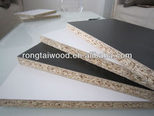 18mm grey melamine chipboard in sale 2x8feet from wuqiao rongtai factory