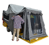 offroad camper trailer with tool box qingdao