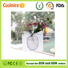 Factory Price Creative Magic Flower Vases Silicone