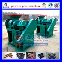 30 years High Quality Double Rollers Type Iron Powder Briquette Press Machine Hot Selling In Brazil