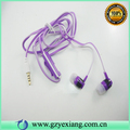 2014 New For iPhone 5 Earphones From China Factory