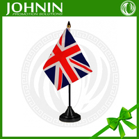 Top Selling Fiberglass Flagpole Material and Promotion Usage Table Flag
