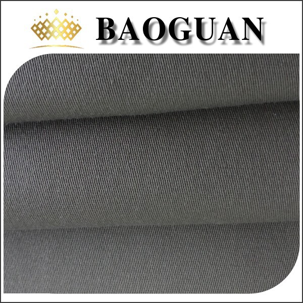 brushed cotton twill spandex drill single yarn drill BG2196