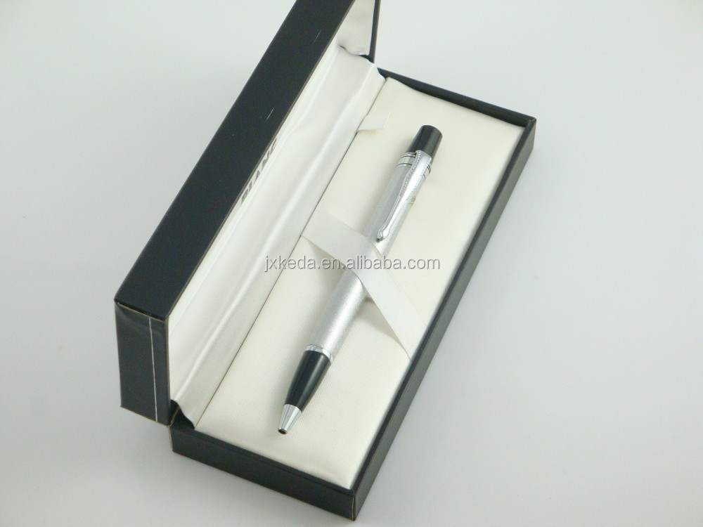 Recyled high quality handmade clip wood pen