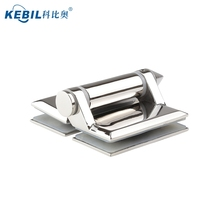 Spring Heavy Duty Self Closing Stainless Steel Glass Door Hinge