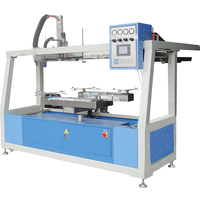 5 axis 4 tray manipulator reciprocating spray painting machine with precise movement