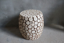 Show Pieces for Home Decoration Handcrafted Safty Wholesale Child Wood Stool