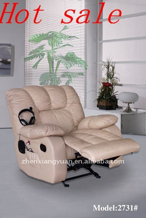 living room furniture Reclining rocker chair