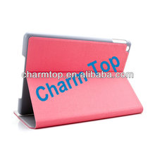 Newest !!! Wholesale Cheapest for iPad Air Leather case!
