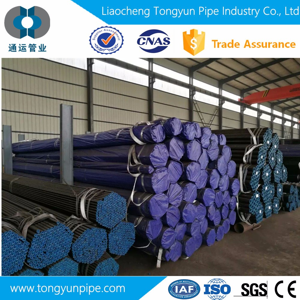 seamless cabon square steel tube, seamless carbon steel pipe astm a179 56mm