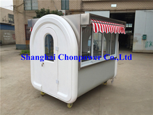 Dongguan Beinuo mobile food kiosk catering trailer high quality