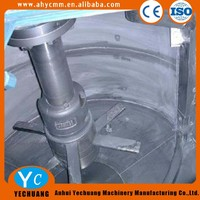 Very professional technology cast iron concrete mixer drum