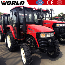high power 4WD 55HP agricultural farm tractor price
