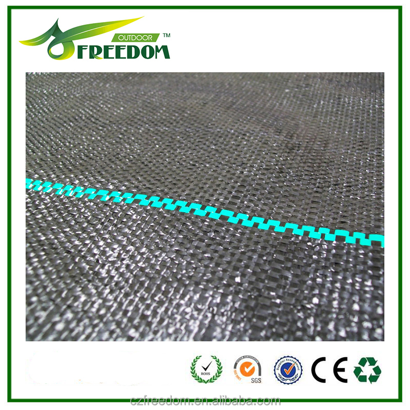 HOT SALE weed control fabric/ mulch mat / tree ring for coverings
