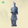 Meilun Art Crafts Waterproof Armor Soldier Life Size Terracotta Warriors Gift Home Outdoor Decoration Sculpture Collectible Sale