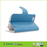 High quality Genuine leather case for i phone 5 with magnet