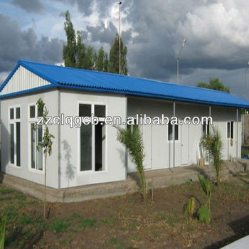 comfortable steel structure hotels