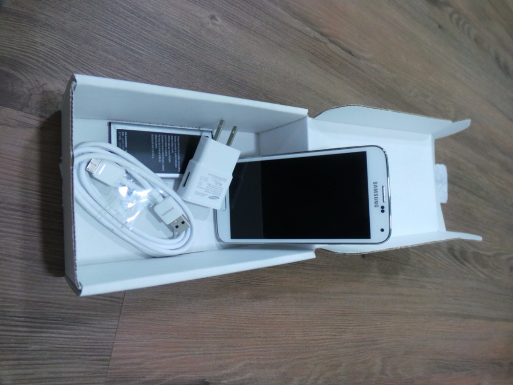 Refurbished, Samsung Galaxy S5, G900A, AT&T, Box-set with full accessories, Unlocked,