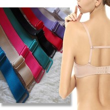 Customized bra strap elastic band lingerie for underwear